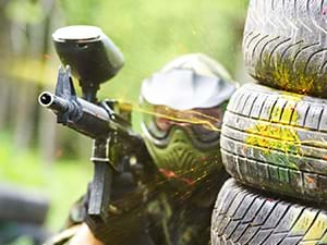Paintball teamuitje Antwerpen